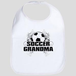 Soccer Grandma (cross) Bib