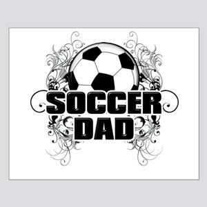 Soccer Dad (cross) copy Small Poster