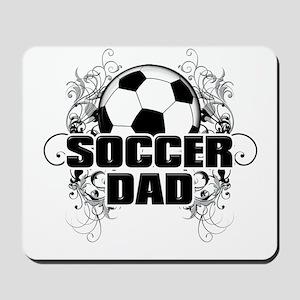Soccer Dad (cross) copy Mousepad