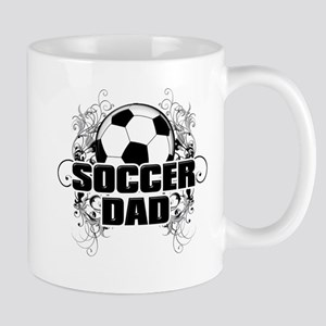 Soccer Dad (cross) copy Mug