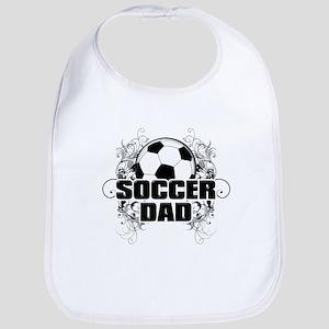 Soccer Dad (cross) copy Bib
