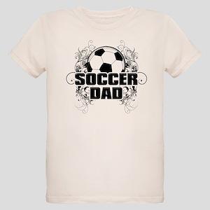 Soccer Dad (cross) copy Organic Kids T-Shirt
