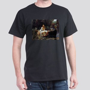 The Lady Of Shalott Dark T-Shirt