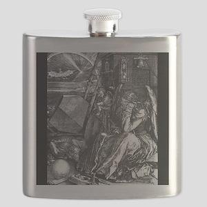 Melencholia Durer Flask
