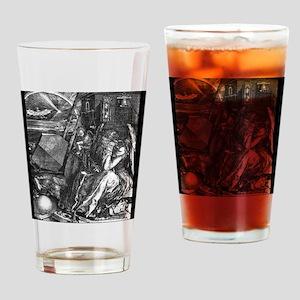 Melencholia Durer Drinking Glass