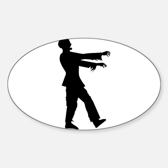 Funny Amc Sticker (Oval)