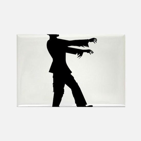 Unique Walking dead Rectangle Magnet (10 pack)