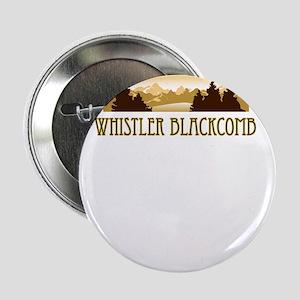 "Whistler Blackcomb ski resort truck stop tee 2.25"""