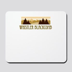 Whistler Blackcomb ski resort truck stop tee Mouse