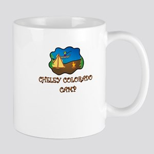 Cheley Colorado Camp truck stop novelty tee Mug