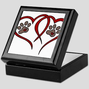 Puppy Love Keepsake Box