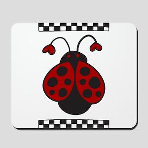 Ladybug Bug Mousepad