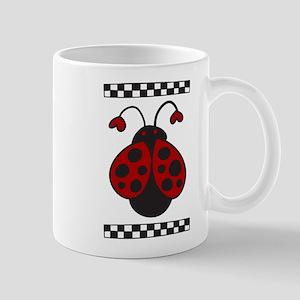Ladybug Bug Mug