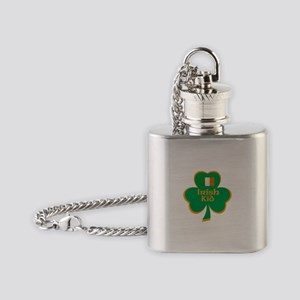 Irish Kid Flask Necklace