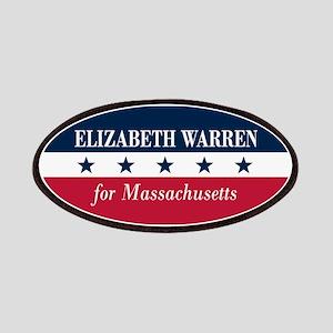 Warren for Massachusetts Patches