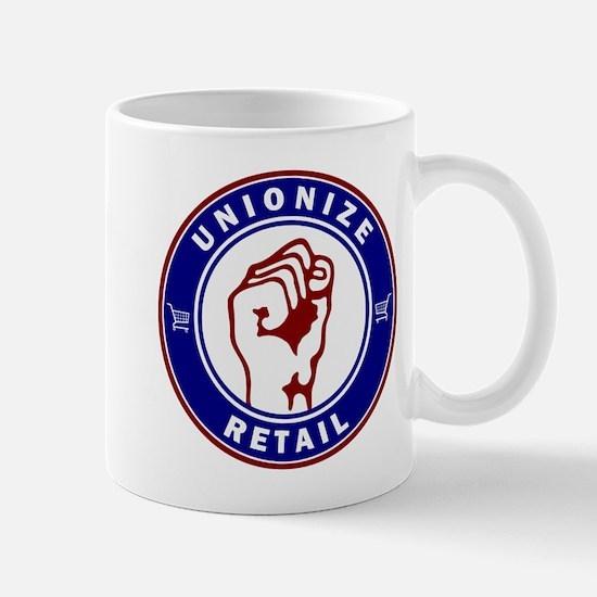 Unionize Retail Mug