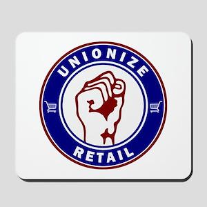 Unionize Retail Mousepad