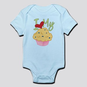 Love Muffin Infant Bodysuit