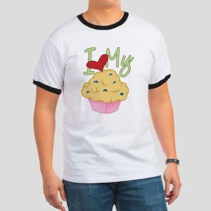 Love Muffin Ringer T