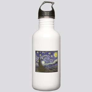 Van Gogh Starry Night Stainless Water Bottle 1.0L