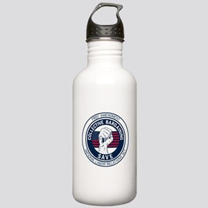 Save Collective Bargaining Stainless Water Bottle