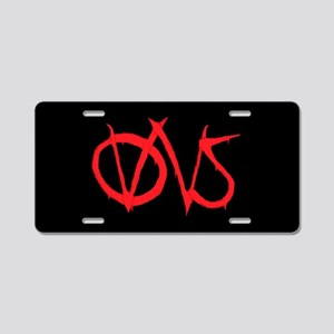Infinity Factory Gift Aluminum License Plate