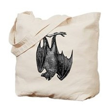 Hanging Bat Tote Bag
