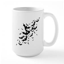 Lots Of Bats Large Mug