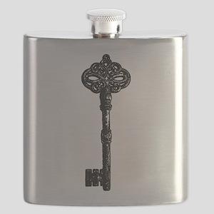 Skeleton Key Flask