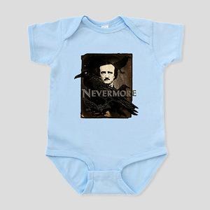 Poe Raven Nevermore Infant Bodysuit