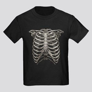 Old Ribcage Kids Dark T-Shirt