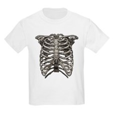 Old Ribcage Kids Light T-Shirt