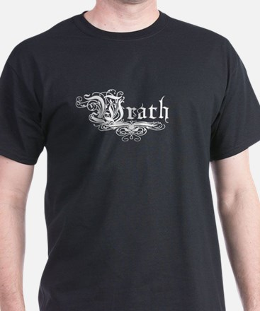 7 SIns Wrath T-Shirt