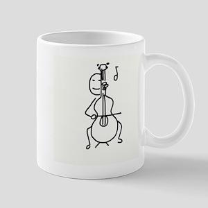 Palo Plays the Cello Mug