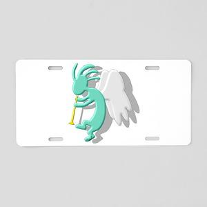 Angel Aluminum License Plate