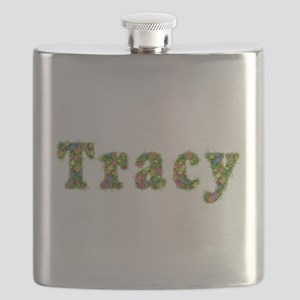 Tracy Floral Flask