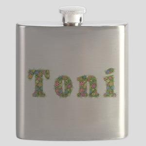 Toni Floral Flask