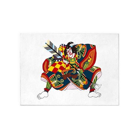 Kabuki 5'x7'Area Rug