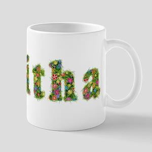 Tabitha Floral Mug