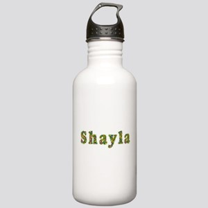 Shayla Floral Stainless Water Bottle 1.0L