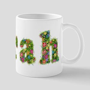 Sarah Floral Mug