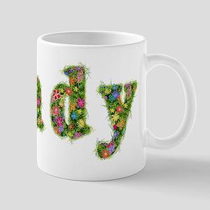 Sandy Floral Mug