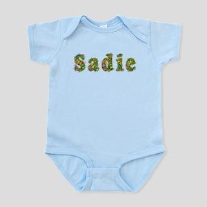 Sadie Floral Infant Bodysuit