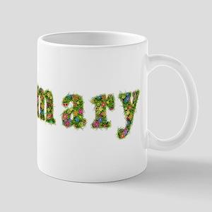 Rosemary Floral Mug