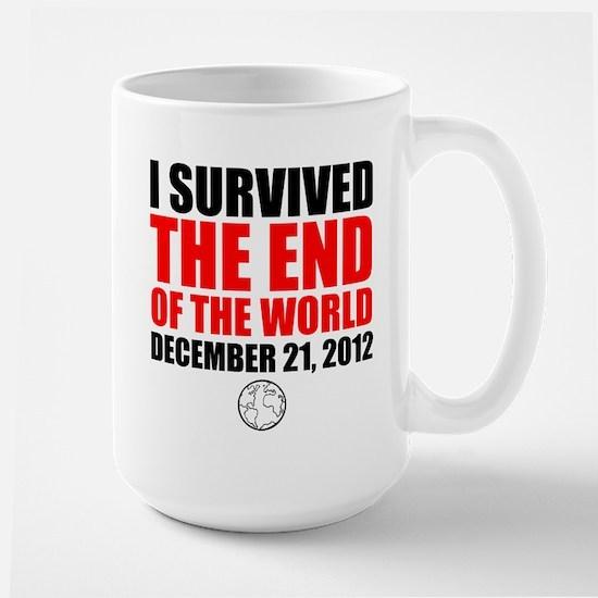 End of the World Large Mug