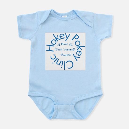 Hokey Pokey Clinic Infant Bodysuit
