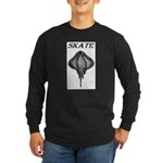 Skate Long Sleeve Dark T-Shirt