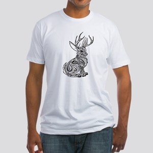 Jackalope Fitted T-Shirt