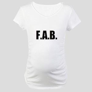 F.A.B. Maternity T-Shirt
