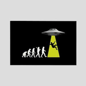 UFOvolution Rectangle Magnet